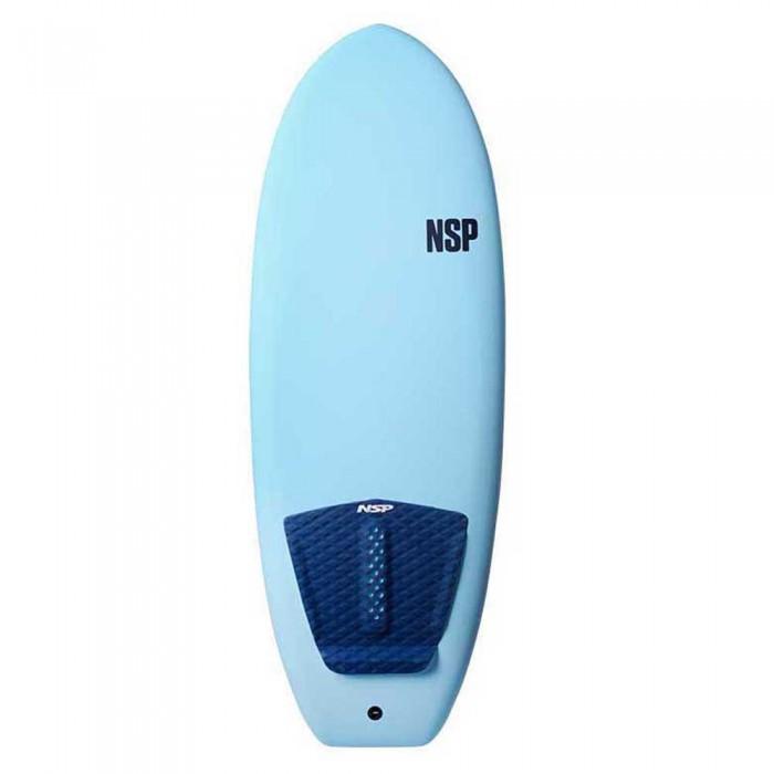 [해외]NSP Surf Foil Flatter Design 5´2´´ 14138050453 Blue