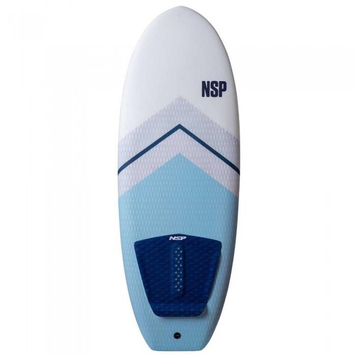 [해외]NSP Surf Foil Pro 4´8´´ 14138050456 Blue / White
