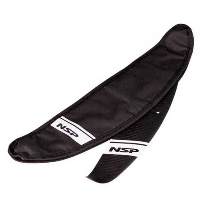 [해외]NSP Hydrofoil Downwind Rear Wing 245 cm2 14138050465 Black