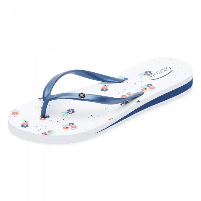 [해외]OXBOW Erezam 2.3 cm Wedge EVA Flip Flops 14137928411 Blanc