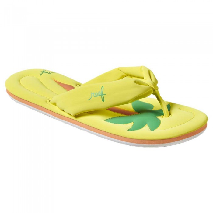 [해외]리프 Pool Float 14137960291 Yellow Palm