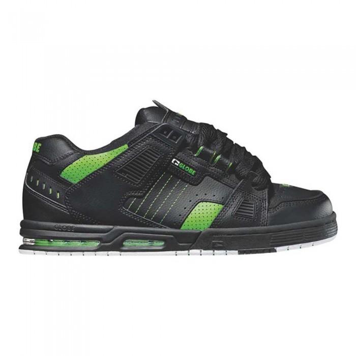 [해외]글로브 Sabre Refurbished 14138062892 Black / Moto Green
