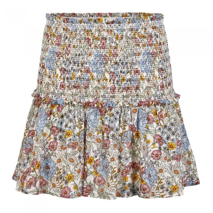 [해외]오닐 Trend Co-ord Skirt 14137946079 White All Over Print / Green