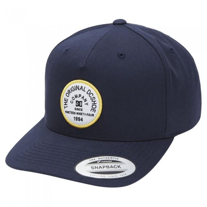 [해외]DC슈즈 Badger Snapback 14137911881 Navy Blazer