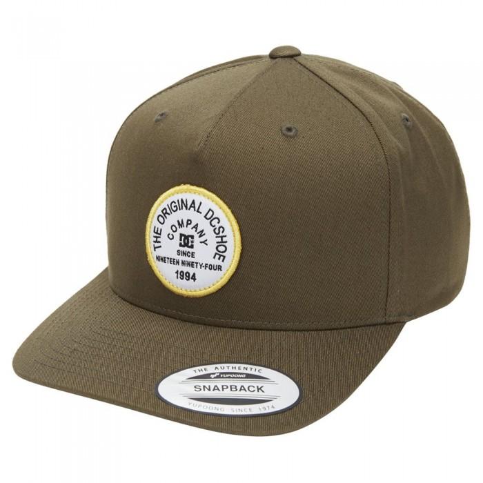 [해외]DC슈즈 Badger Snapback 14137911882 Ivy Green
