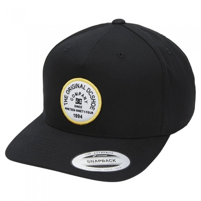 [해외]DC슈즈 Badger Snapback 14137911883 Black
