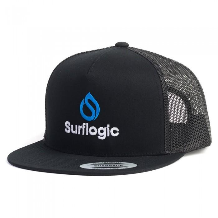 [해외]SURFLOGIC Flat Trucker 14138001640 Black