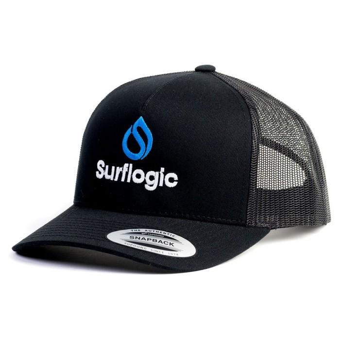 [해외]SURFLOGIC Curve Trucker 14138001642 Black