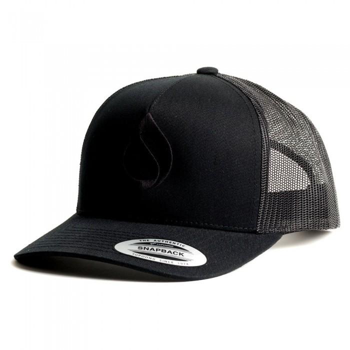 [해외]SURFLOGIC Drop Curve Trucker 14138001643 Black