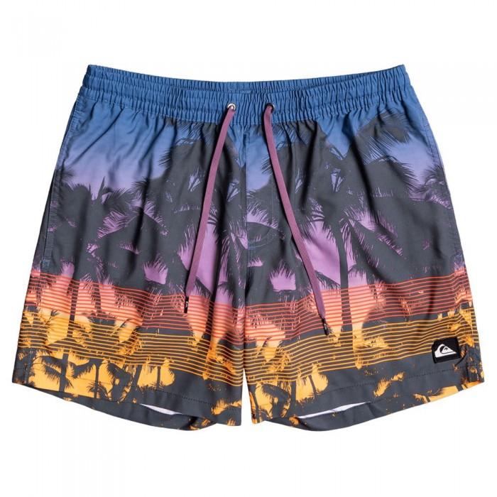 [해외]퀵실버 Sunset Volley 15´´ 14137911672 Deep Sea Coral
