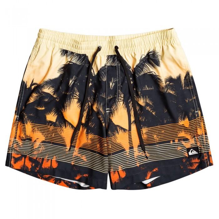 [해외]퀵실버 Sunset Volley 15´´ 14137911673 Orange Pop
