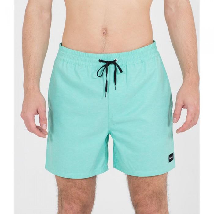 [해외]헐리 One & Only Crossdye Volley 17´´ 14137966254 Tropical Twist