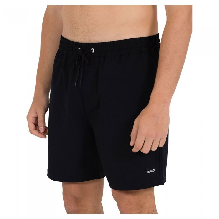 [해외]헐리 One & Only Solid Volley 17´´ 14137966255 Black