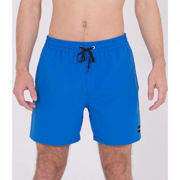 [해외]헐리 One & Only Solid Volley 17´´ 14137966258 Signal Blue