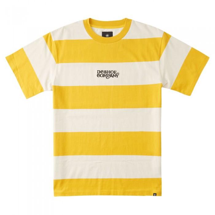 [해외]DC슈즈 Uptown Stripe 14137911784 Golden Rod Stripe