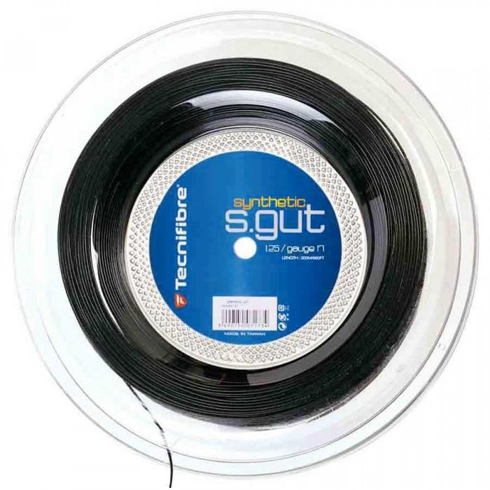 [해외]테크니화이버 Synthetic Gut 200 m 121274268 Black
