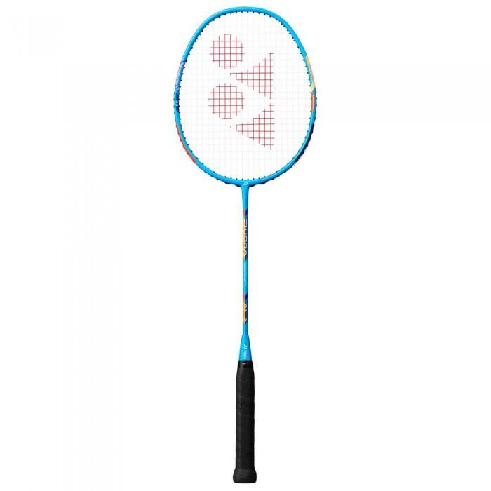 [해외]YONEX Duora 33 Badminton Racket 12138063408 Orange / Navy