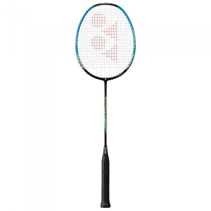 [해외]YONEX Nanoflare 001 Ability Badminton Racket 12138063412 Black / Blue