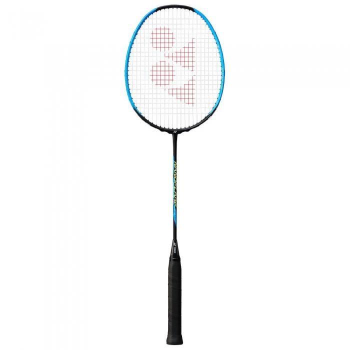 [해외]YONEX Nanoflare 370 Badminton Racket 12138063417 Black / Blue