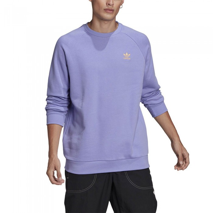 [해외]아디다스 ORIGINALS Trefoil Essentials Light Purple