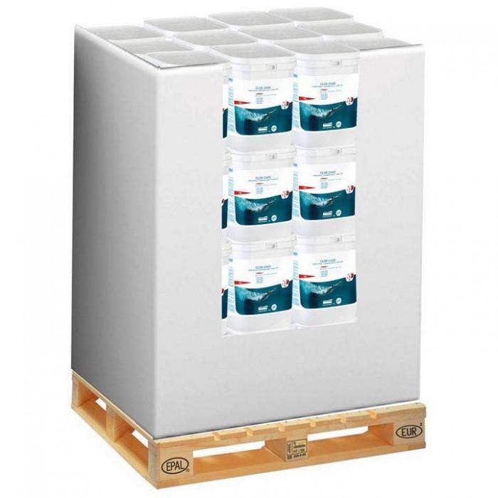 [해외]GRE Shock Clorine Granules Half Box Square 60 Pcs 6136458770
