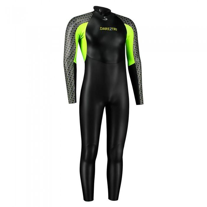 [해외]DARE2TRI Dare2Swim 2.0 6138049501 Black / Yellow