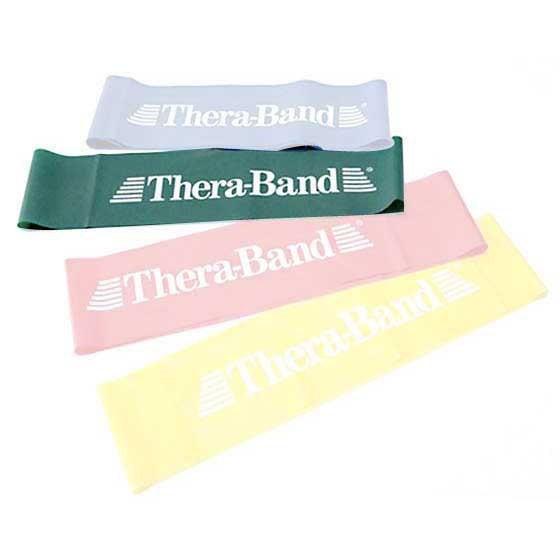 [해외]THERABAND Band Loop 7.6 M X 20.5 Cm 6135895109 Green