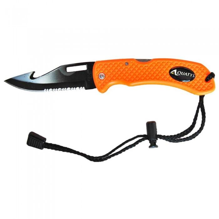 [해외]AQUATYS BC Knife 10138059120 Orange