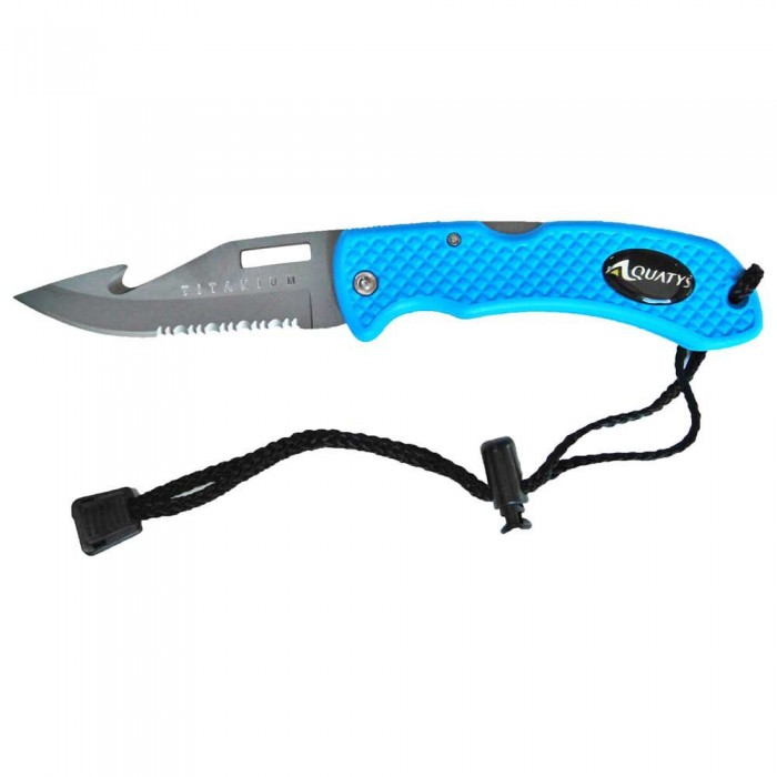 [해외]AQUATYS BC Knife 10138059121 Blue