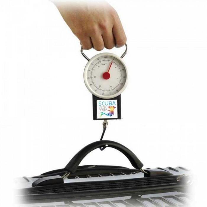 [해외]SCUBA GIFTS Portable Luggage Scale 10138063704 Black / White