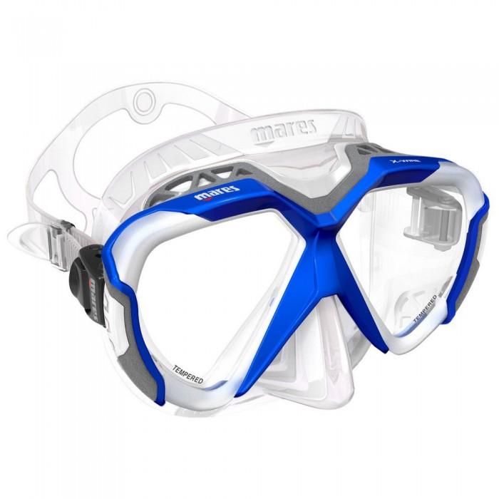 [해외]마레스 X Wire Eco Box 10137464705 Blue / Grey / Clear