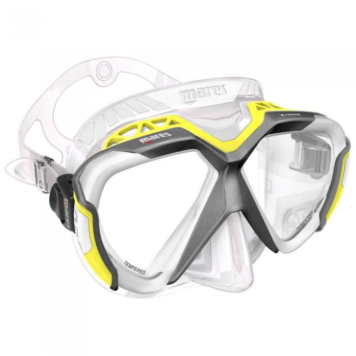 [해외]마레스 X Wire Eco Box 10137464708 Grey / Yellow / Clear