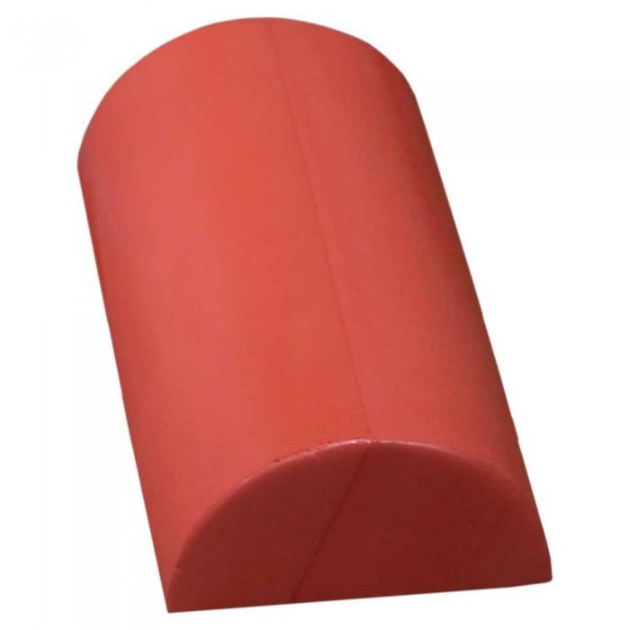 [해외]SOFTEE Half-Cylinder Pilates Deluxe 30 cm 7137984011 Red