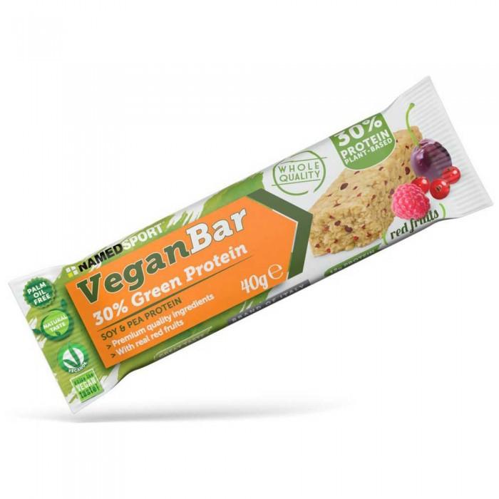 [해외]NAMED SPORT Vegan Protein 40gr 24 Units Red Fruits 7137552284 Red Fruits