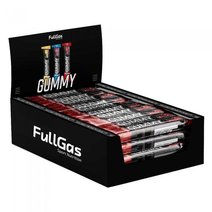 [해외]FULLGAS Gummy 30gr 20 Units Strawberry 7137999492 Strawberry