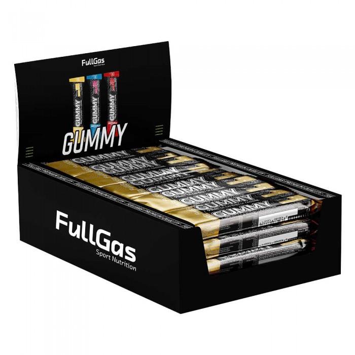 [해외]FULLGAS Gummy 30gr 20 Units Pineapple 7137999493 Pineapple