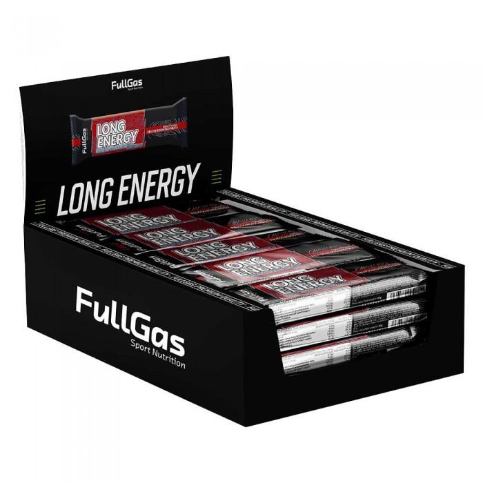 [해외]FULLGAS Long Energy 50gr 12 Units Red Berries 7137999497 Red Berries