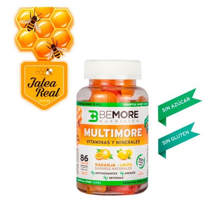 [해외]BEMORE Multimore 86 Units Lemon&Royal Jelly 7138028000