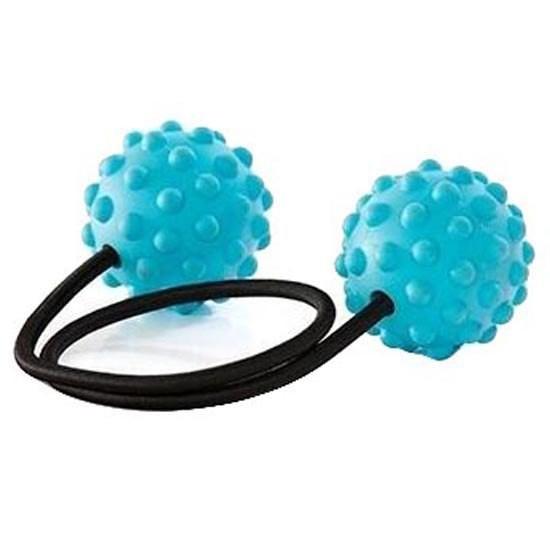 [해외]GYMSTICK Active Massage Rope Ball 7137685880 Blue / Black
