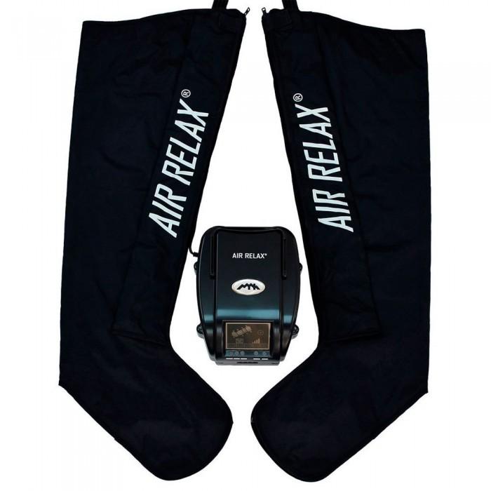[해외]AIR RELAX Leg Recovery Standard System+Boots+ Bag 7137822989 Navy Blue / Black