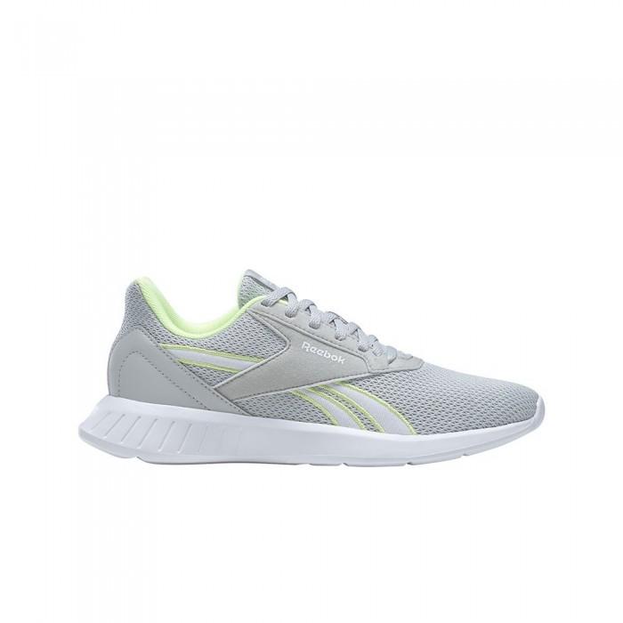 [해외]리복 Lite 2.0 7137938983 Pure Grey 2 / Ftwr White / Energy Glow