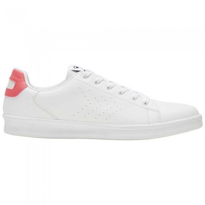 [해외]험멜 Busan 7138037734 White / Pink