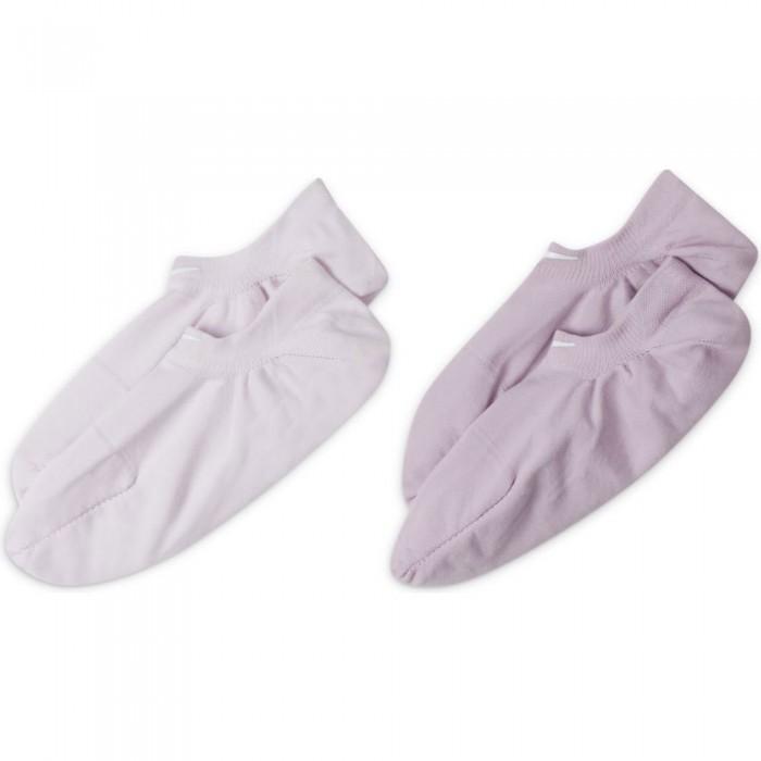 [해외]나이키 One No Show 2 Pairs Socks 7138031323 Multicolor
