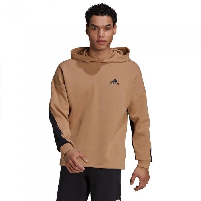 [해외]아디다스 Sportswear Recycled Cotton Hoodie 7137927318 Cardboard / Black