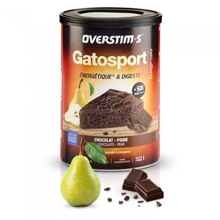 [해외]OVERSTIMS Gatosport 400gr Chocolate&Pear 6138006530