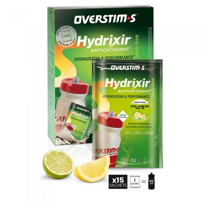 [해외]OVERSTIMS Hydrixir Antioxidant 15 Units Lemon&Green Lemon 6138006546