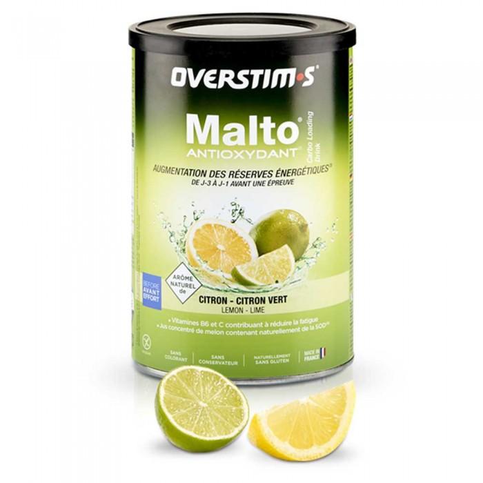 [해외]OVERSTIMS Malto Antioxidant 500gr Lemon&Green Lemon 6138006558