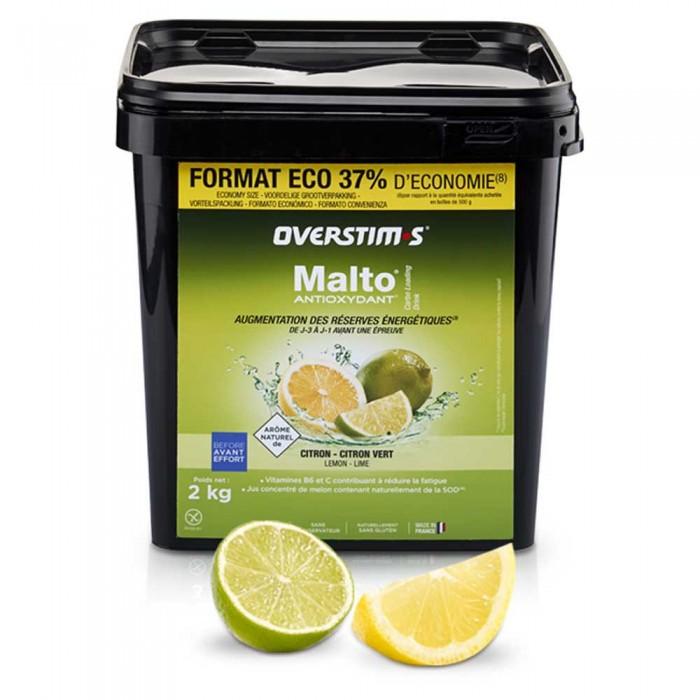 [해외]OVERSTIMS Malto Antioxidant 2Kg Lemon&Green Lemon 6138006562