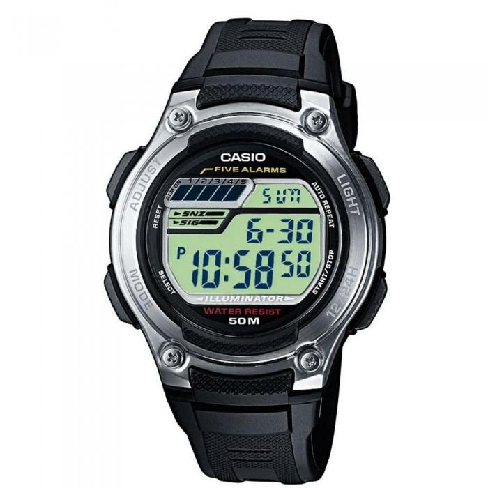 [해외]카시오 Sports W-212H 6136817279 Black