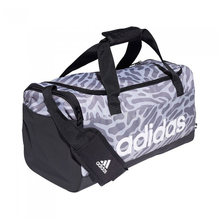 [해외]아디다스 Graphic Duffel 25L 6137894472 Multicolor / Black / White